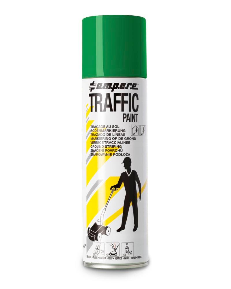 Bodenmarkierfarbe TRAFFIC, grün, 12 x 500ml netto